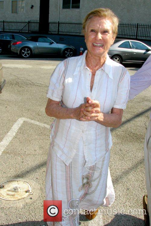 Cloris Leachman and Dancing With The Stars 4