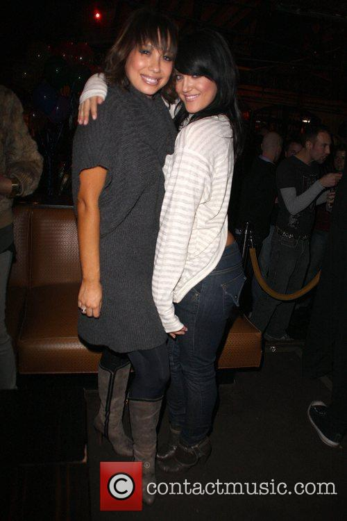 Cheryl Burke and Lacey Schwimmer 2