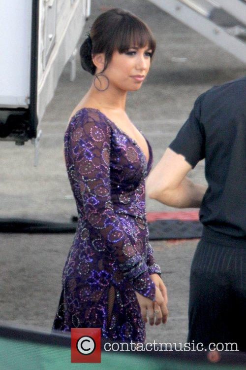 Cheryl Burke, Cbs and Dancing With The Stars 7