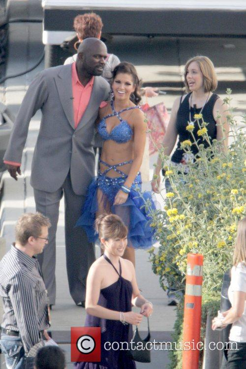 Lawrence Taylor, Cbs and Dancing With The Stars 5
