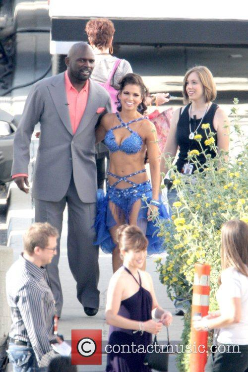 Lawrence Taylor, Cbs and Dancing With The Stars 6