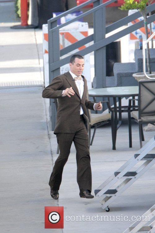 Steve-o, Cbs and Dancing With The Stars 4