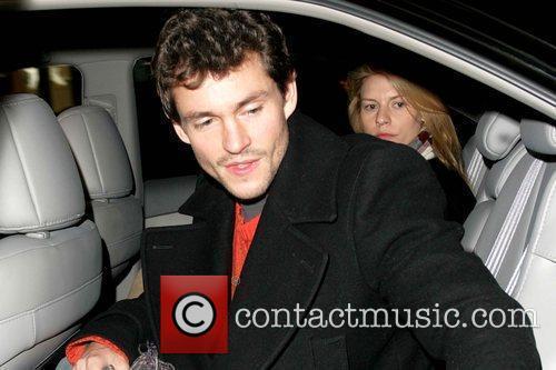 Hugh Dancy and Claire Danes 3