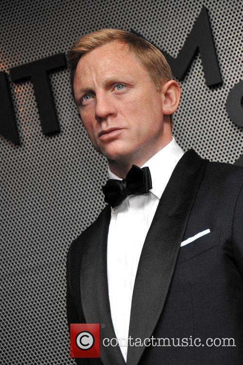 Daniel Craig and James Bond 2