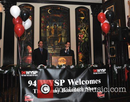 Danny Bonaduce's Welcome Back to WYSP Party held...