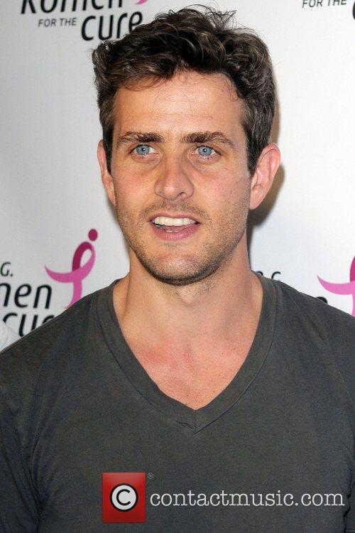 Joey McIntyre, New Kids On The Block, The Cure