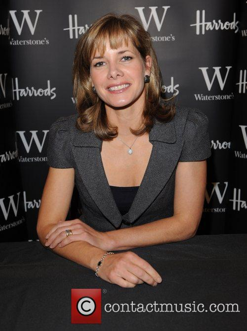 Darcey Bussell  signs copies of her new...