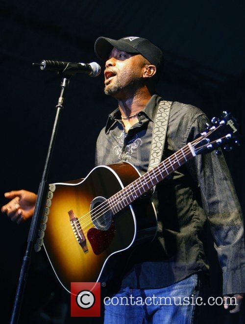 Darius Rucker in Concert at The Silverton Resort...