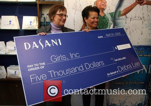 Girls Inc. rep and Debra L. Lee Dasani's...