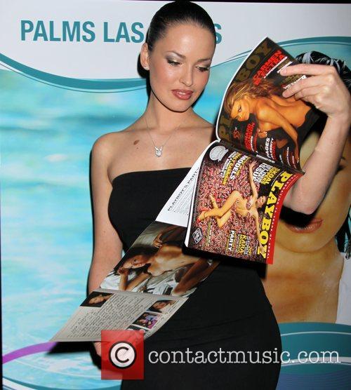 Dasha Astafieva - January 2009 Playmate of the...