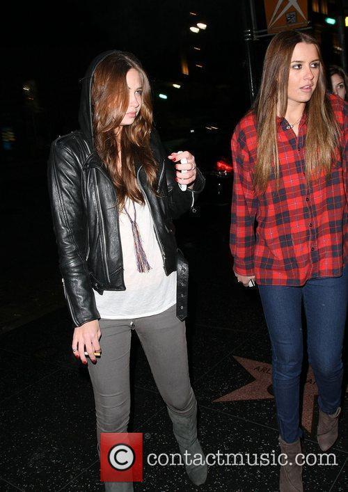 Daveigh Chase arriving at Bardot Los Angeles, California