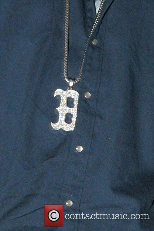 Rapper David Banner's diamond necklace Rapper David Banner...