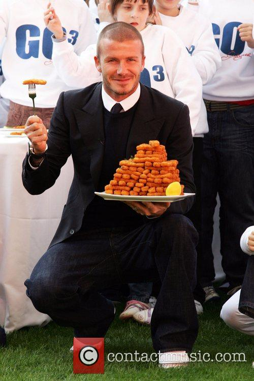 David Beckham, Wembley Stadium