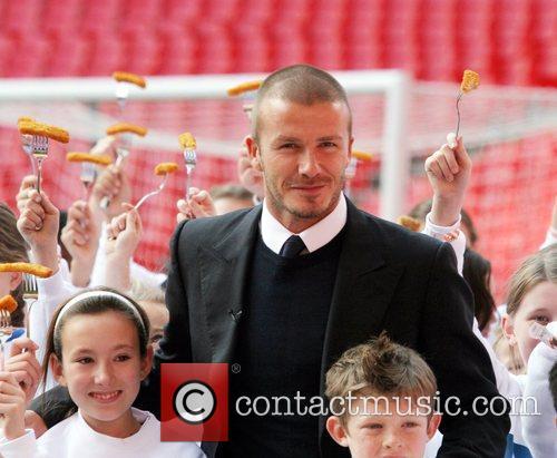 David Beckham 9