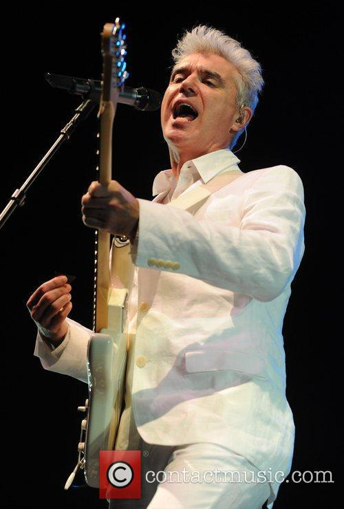 David Byrne, Royal Festival Hall