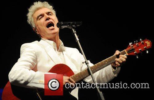 David Byrne, Royal Festival Hall