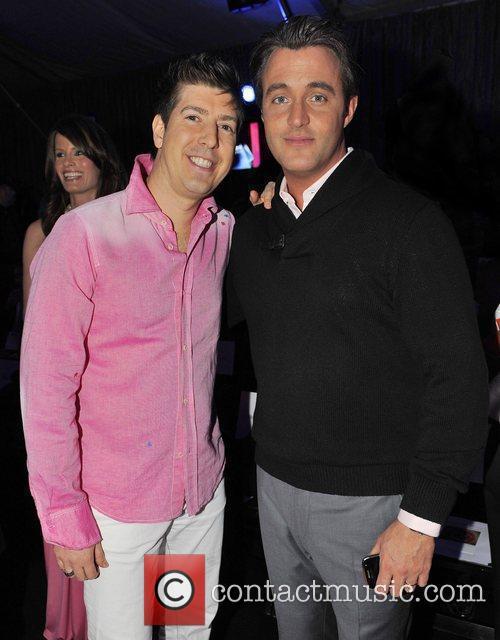 Ron White, Ben Mahoney LG Fashion Week -...