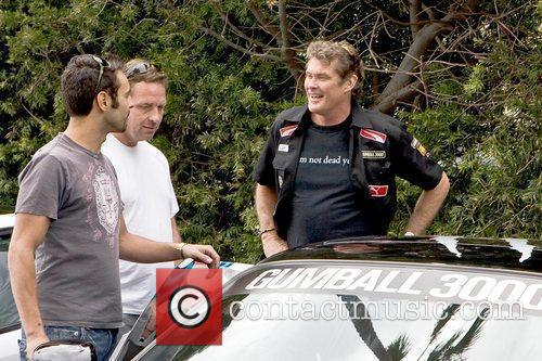 David Hasselhoff and Gumball 3000 5
