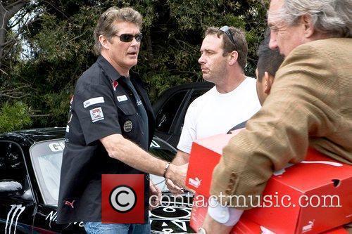 David Hasselhoff and Gumball 3000 8