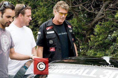 David Hasselhoff and Gumball 3000 3