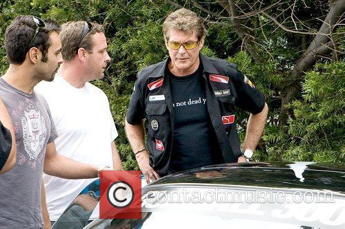 David Hasselhoff and Gumball 3000 7