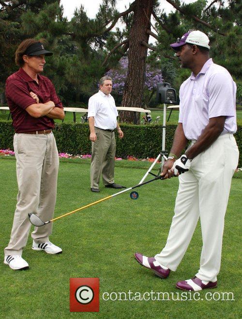 Bruce Jenner and Oscar De La Hoya 2