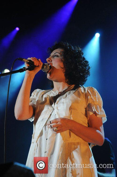 Deacon Blue performing live at Cardiff International Arena