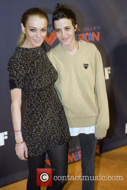 Lindsay Lohan and Samantha Ronson Declare Yourself 'A...
