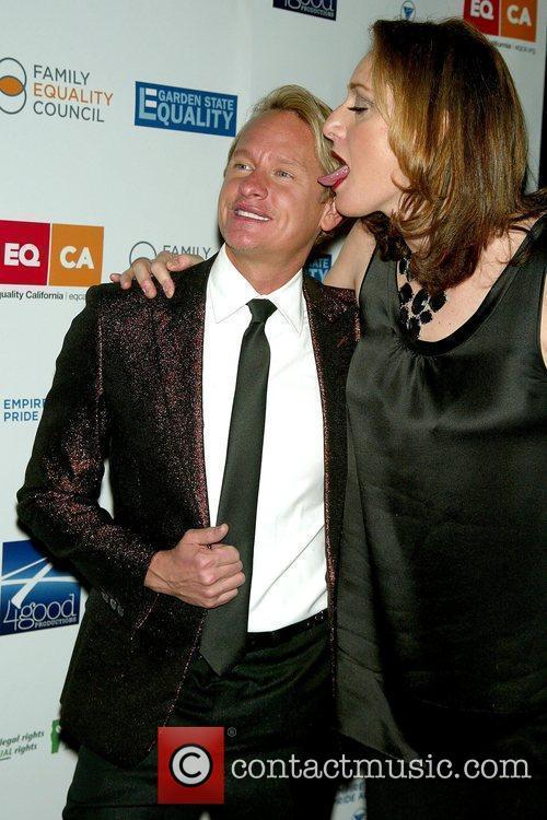 Carson Kressley and Judy Gold 11