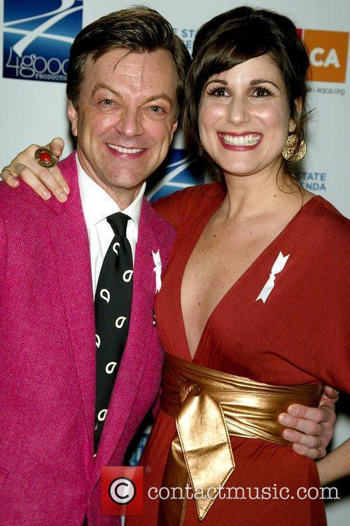 Jim Caruso and Stephanie J. Block 2