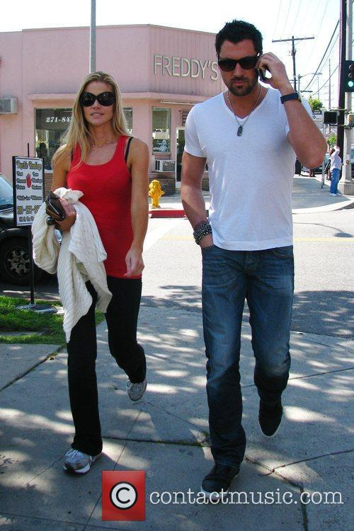 Maksim Chmerkovskiy, ABC, Dancing With The Stars and Denise Richards 4