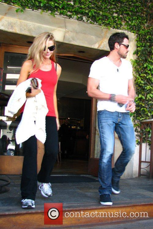 Maksim Chmerkovskiy, ABC, Dancing With The Stars and Denise Richards 8