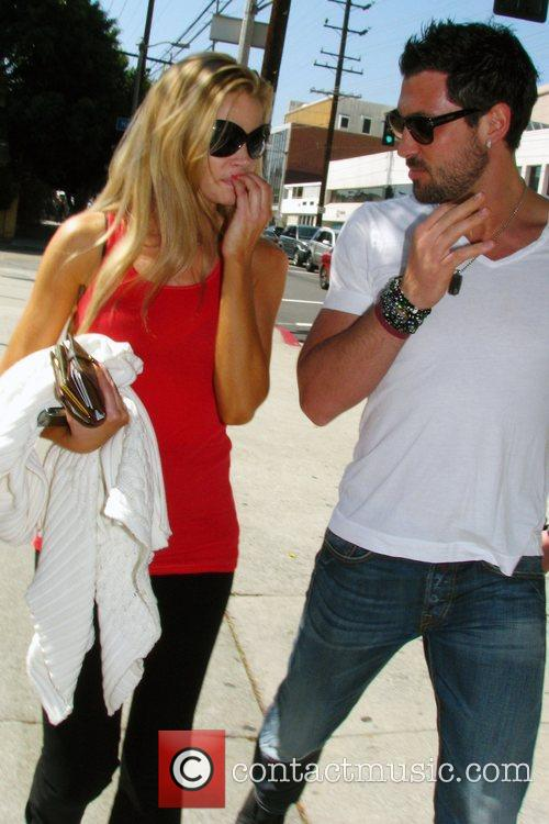 Maksim Chmerkovskiy, ABC, Dancing With The Stars and Denise Richards 2