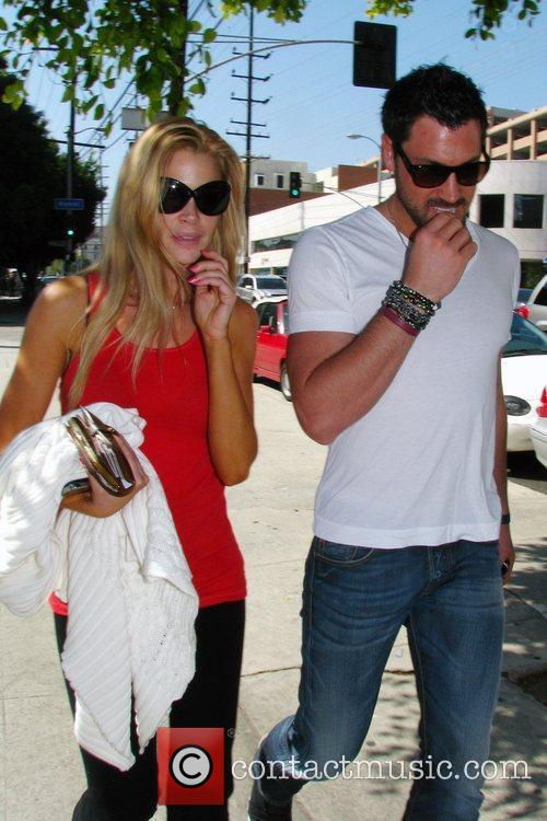 Maksim Chmerkovskiy, ABC, Dancing With The Stars and Denise Richards 3