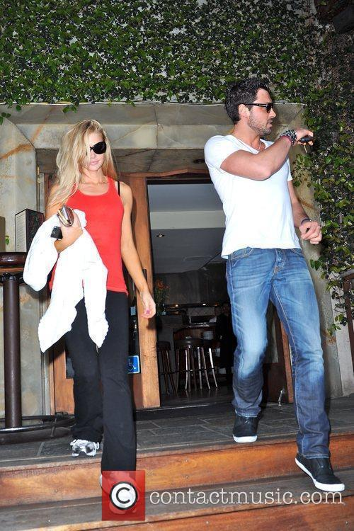 Maksim Chmerkovskiy, ABC, Dancing With The Stars and Denise Richards 14