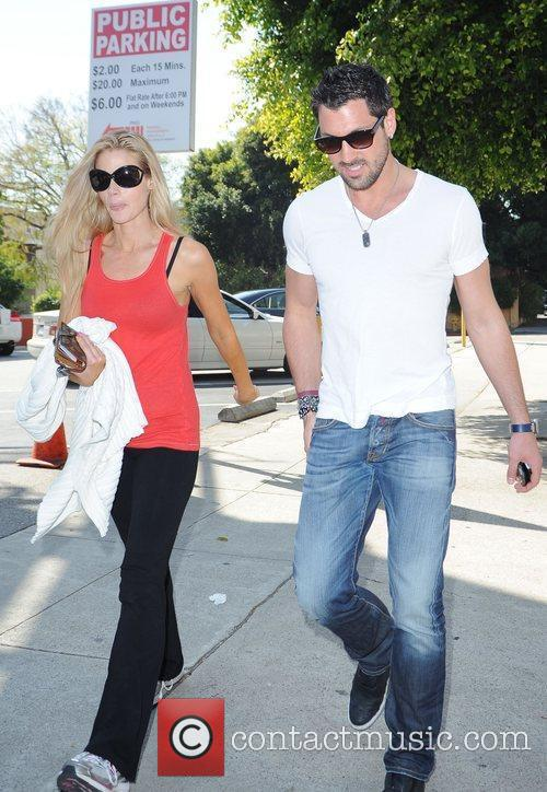 Maksim Chmerkovskiy, ABC, Dancing With The Stars and Denise Richards 13
