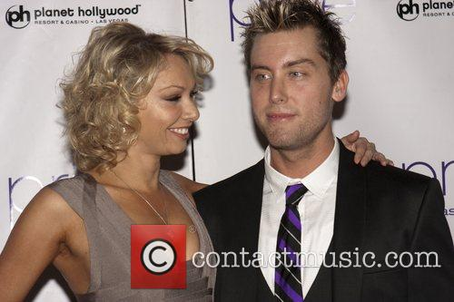 Kym Johnson and Lance Bass 3