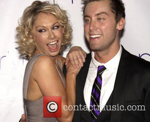 Kym Johnson and Lance Bass 2