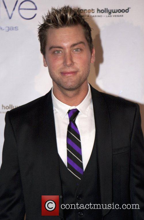 Lance Bass, Planet Hollywood