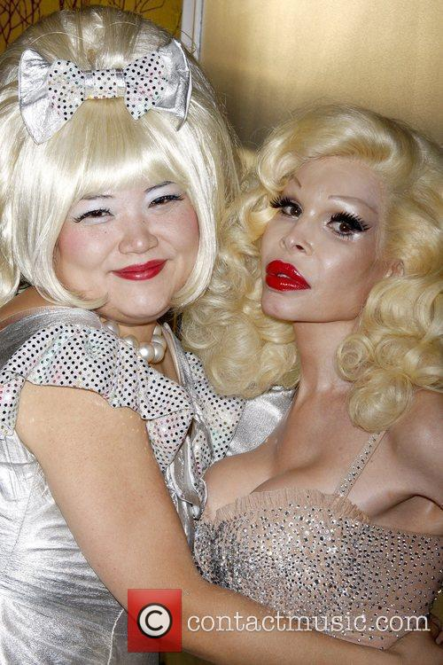 June and Amanda Lepore 2