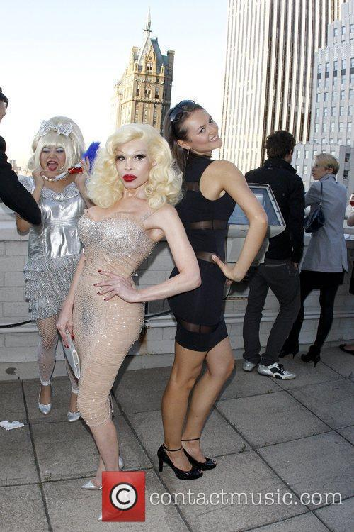 June and Amanda Lepore 3