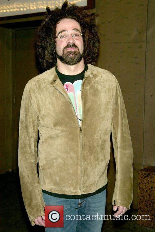 Adam Duritz at the opening night of the...