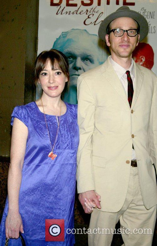 Clea Lewis and Guest at the opening night...