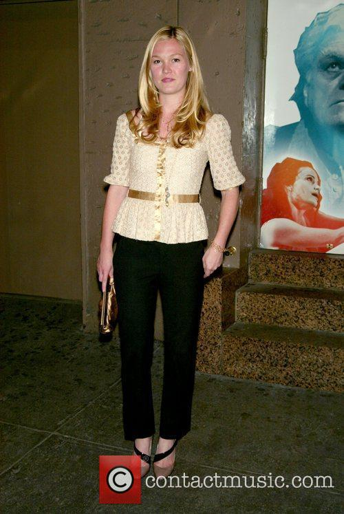 Julie Stiles at the opening night of the...