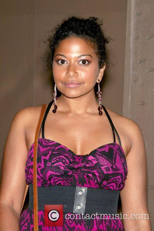 Rebecca Naomi Jones at the opening night of...