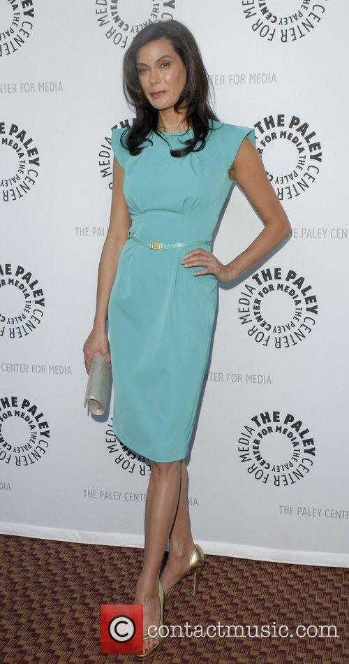 Teri Hatcher 'Desperate Housewives' PaleyFest09 event held at...