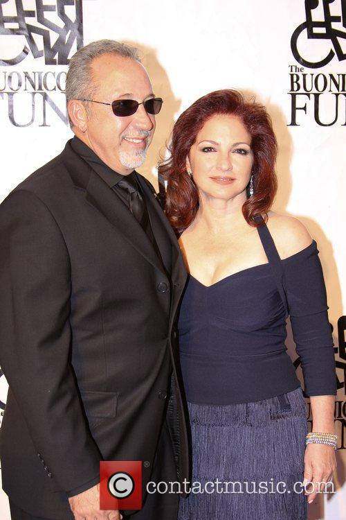 Emilio Estefan and Gloria Estefan Destination Fashion 2009...