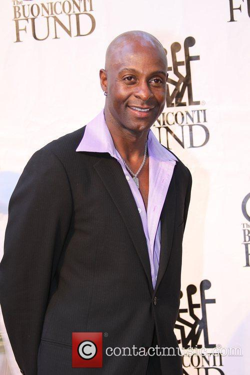 Jerry Rice Destination Fashion 2009 - arrivals Bal...