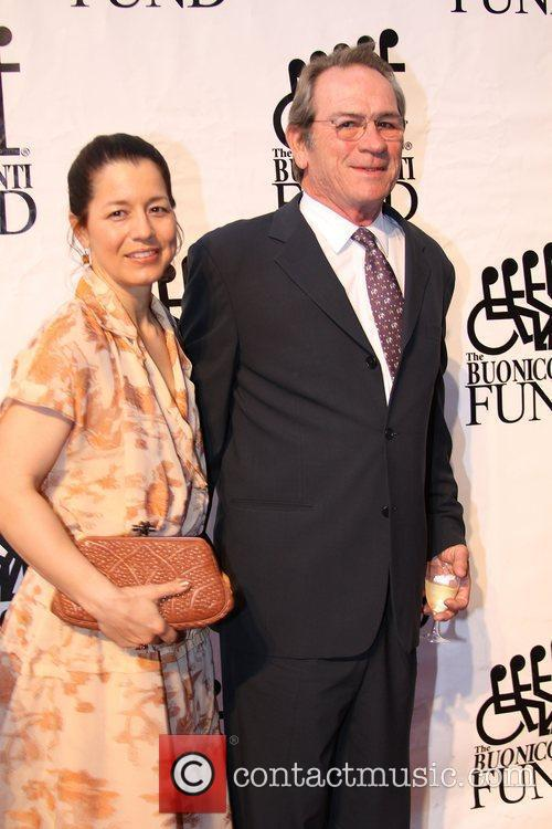 Tommy Lee Jones Destination Fashion 2009 - arrivals...