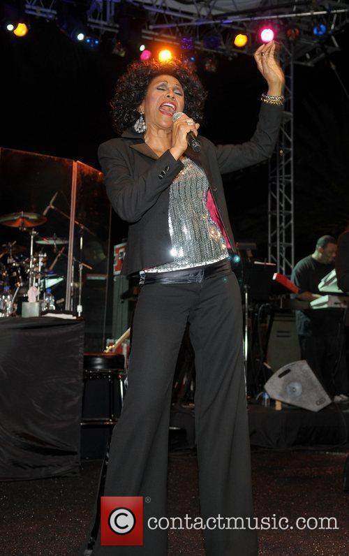 Ruth Pointer of The Pointer Sisters Destination Fashion...